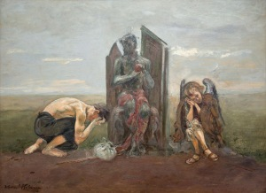 Wlastimil Hofman, W PODRÓŻY, 1918