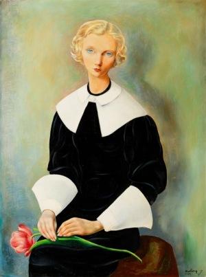 Mojżesz Kisling, INGRID, 1932