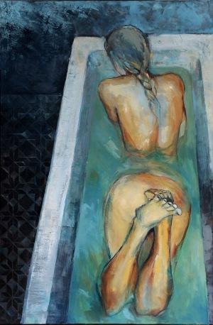 Sylwia Mużyło, Kąpiel