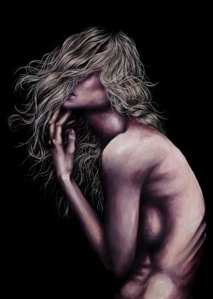 Aneta Biel, I will let the wind go quietly, 2016