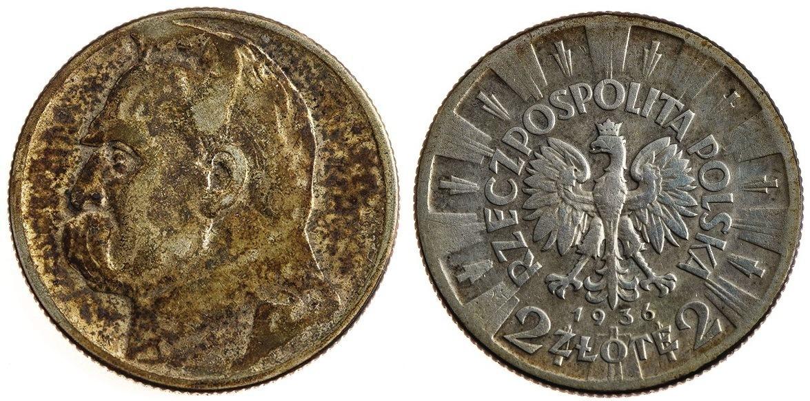 II Rzeczpospolita, 2 Złote 1936