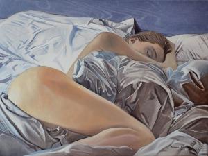 Mateusz Dolatowski, 1989, Sleepy, 2017