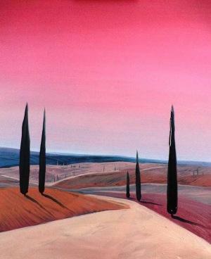 Jacek Malinowski, 1969, Toscana XXVIII, 2017