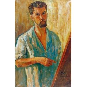 Roman BILIŃSKI (1897-1981), Autoportret