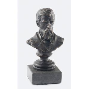 Władysław MIECZNIK (1903-1989) - wytwórnia, Popiersie Adama Asnyka