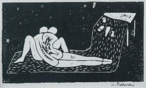 Wiktor PODOSKI (1901-1970), Erotyk