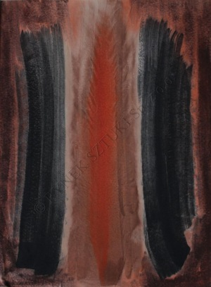 Roman Artymowski (1919-1993), Kompozycja (1963)