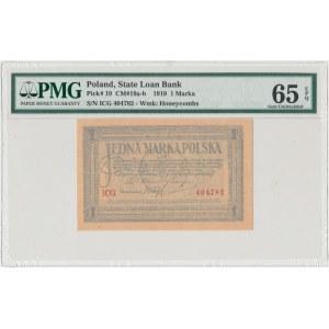 1 mkp 05.1919 - I CG - PMG 65 EPQ