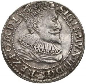 Zygmunt III Waza, Szóstak Malbork 1596 - SEv