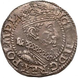 Zygmunt III Waza, Grosz Bydgoszcz 1613 - portretowy