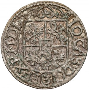 Jan II Kazimierz, Półtorak 1666 Kraków - RZADKI
