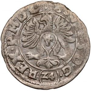 Zygmunt III Waza, Półtorak 1614 Bydgoszcz - orzeł, (Z4)