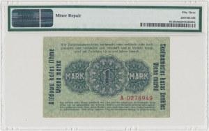 Kowno 1 marka 1918 - A - PMG 53