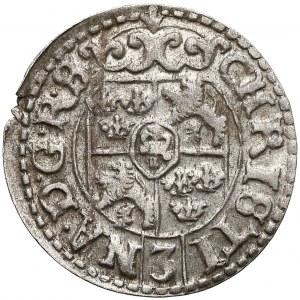 Krystyna, Półtorak 1648 Liwonia