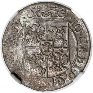Jan II Kazimierz, Półtorak Kraków 1659 - rzadki