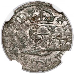 Zygmunt III Waza, Szeląg Wilno 1614 - SIGIS
