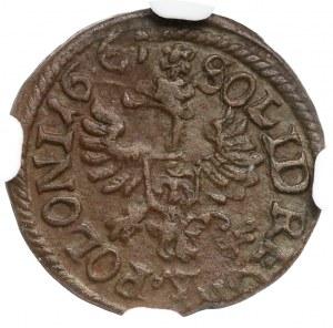 Jan II Kazimierz, Boratynka koronna 1661, Ujazdów