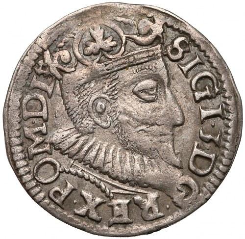 Zygmunt III Waza, Trojak Wschowa 1595 - haki - POLONIÆ