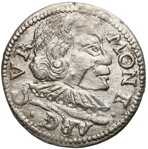 Kurlandia, Wilhelm Kettler, Trojak Mitawa 1598