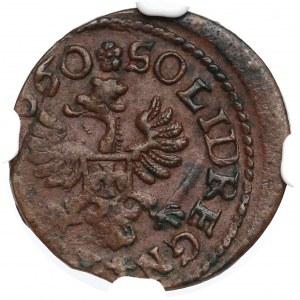 Jan II Kazimierz, Boratynka koronna 1660, Ujazdów