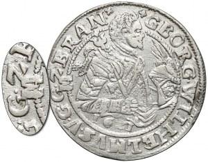 Jerzy Wilhelm, Ort Królewiec 1621