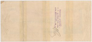 Asygnata Skarbu Polskiego 100 rubli 1918