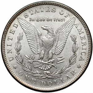 USA, Dolar 1879, Filadelfia - Morgan Dollar
