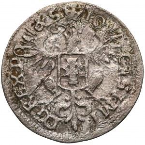 Jan II Kazimierz, Dwugrosz Wschowa 1651