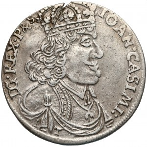Jan II Kazimierz, Ort Kraków 1655 SCH