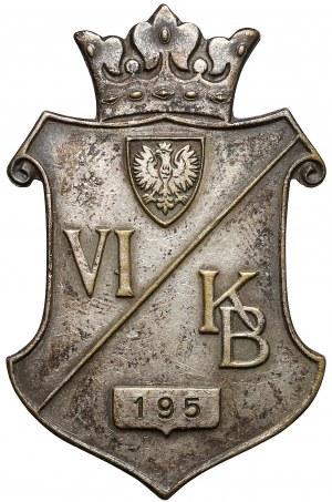 Konspiracyjna Odznaka Korpusu Bezpieczeństwa Okręgu Krakowskiego