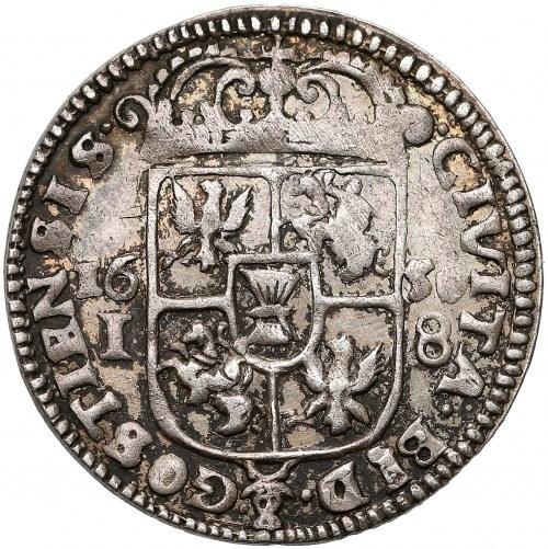 Jan Kazimierz, Ort Bydgoszcz 1650 - bez C-G - RZADKOŚĆ (R8)