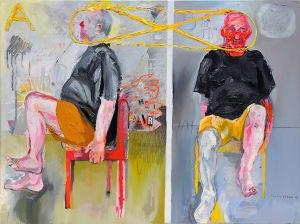 Piotr Dudek, Hot chair, 2017