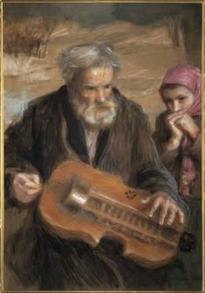Teodor Axentowicz (1859 - 1938), Z cyklu Starość i młodość