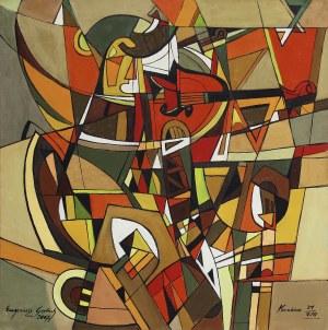 Eugeniusz Gerlach (ur. 1941), Meksykański skrzypek 07/I, 2007 r.