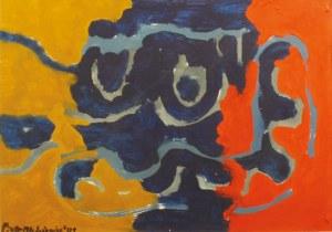 Piotr Młodożeniec (ur. 1956, Warszawa), Bez tytułu, 2001 r.