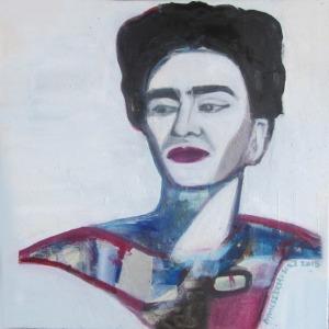 Agnieszka Musiał, Frida Kahlo
