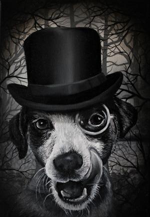 Marta Julia Piórko, Pies w kapeluszu