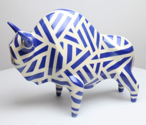 Mariusz Dydo (ur. 1979, Tarnów), Żubr XL model Matisse, 2016 r.