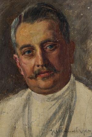 Franciszek Jan MACHNIEWICZ, STUDIUM WĄSATEGO MĘŻCZYZNY, k. XIX w.