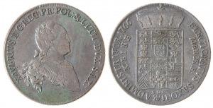 SAKSONIA – TALAR 1766