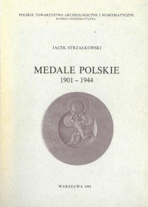 Medale polskie 1901-1944