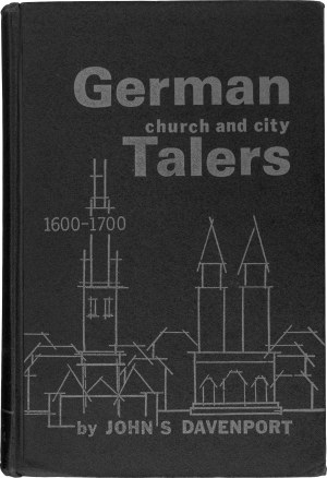 German church and city Talers 1600-1700