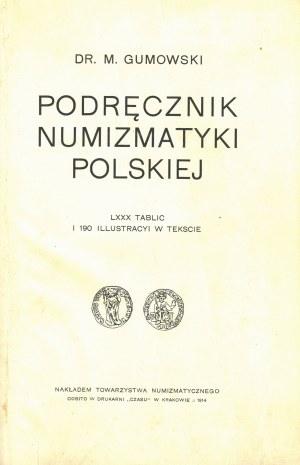 Podręcznik numizmatyki polskiej