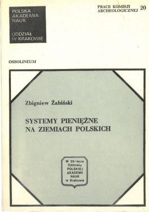 Systemy pieniężne na ziemiach polskich