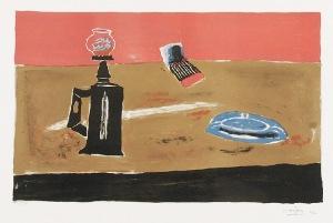 Henryk HAYDEN (1883-1970), Martwa natura, 1962