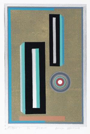 Henryk PŁÓCIENNIK (ur. 1933), Abstrakcja