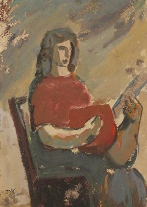 Tadeusz KANTOR (1915-1990), Grająca