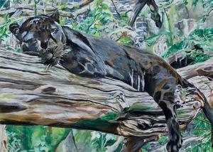 Ilona Foryś, Black Jaguar (2017)