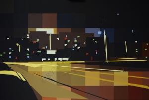 Jakub Napieraj, Miasto nocą(2017)