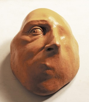 Dominik WDOWSKI (ur. 1979), Potato [Self portrait], 2009-2017
